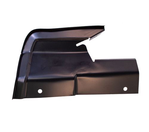 Upper Rear Fender Splash Shield - LH This fits: 1966 - 1967 Ford Fairlane 1967 Ford Ranchero 1966 - 1967 Mercury Comet 1966 - 1967 Mercury Cyclone