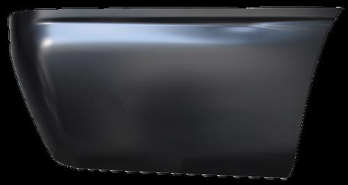 03-'06 REAR LOWER QUARTER PANEL SECTION, PASSENGER'S SIDE (W/O CLADDING)