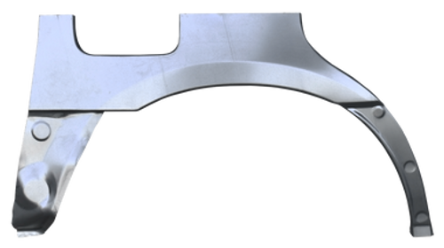 '00-'04 SEDAN AND WAGON (INCLUDING OUTBACK) REAR WHEEL ARCH, RH
