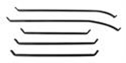 BEDSIDE/INNER BRACE 55-58 5PCS R=L