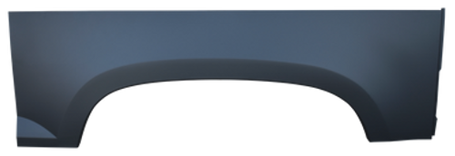 '07-'13 REAR UPPER WHEEL ARCH, RH 0861-148 This passenger's side rear upper wheel arch fits: 2007-2013 Chevrolet Avalanche2007-2014 Cadillac Escalade EXTMeasurement 48x16x2Weight 6lb