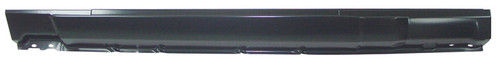 Outer Rocker Panel - LH - 71-72 Demon; 67-69 Barracuda; 70-76 Duster; 73-76 Dart Sport
