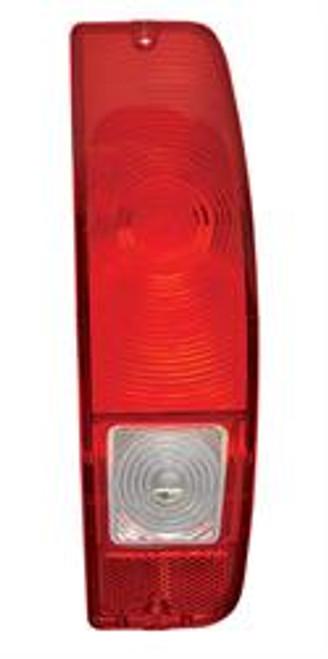 TAIL LAMP LENS 66-77 RH