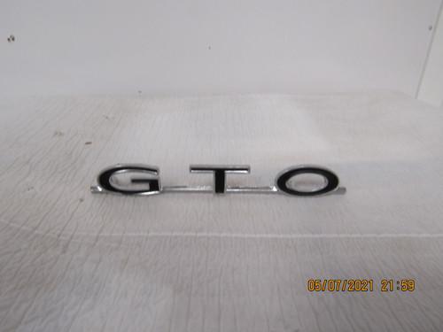 GTO BADGE /77585663