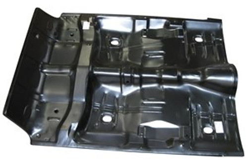 1964-1967 GM A-BODY COMPLETE CAB FLOOR (w/o braces)