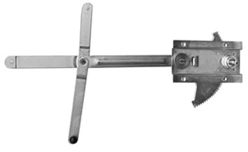 RH / 1960-63 CHEVY & GMC TRUCK FRONT DOOR WINDOW REGULATOR