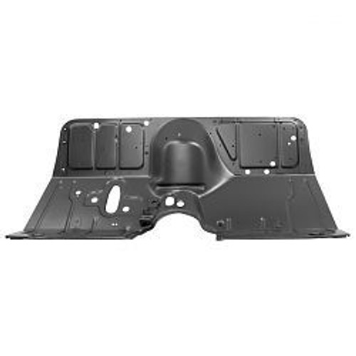 1955-59 CHEVY & GMC PICKUP COMPLETE FIREWALL WITH TOEBOARD