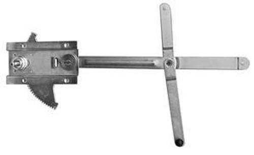 LH / 1964-66 CHEVY & GMC TRUCK FRONT DOOR WINDOW REGULATOR