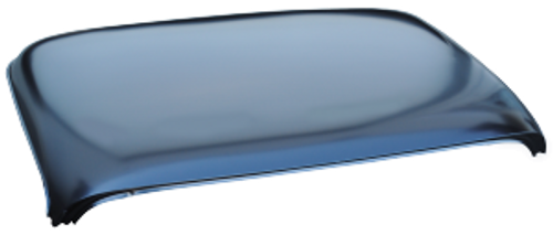 1955-59 CHEVY & GMC PICKUP OUTER ROOF SKIN (2 door standard cab)