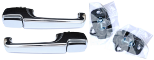 1967-72 CHEVY & GMC TRUCK OUTSIDE DOOR HANDLES (sold as a pair)