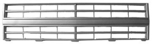 1985-88 CHEVY TRUCK ARGENT GRILLE (single headlights)