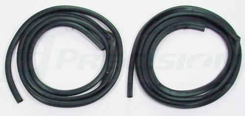 1967-1972 CHEVY & GMC PICKUP DOOR GASKETS  (sold as a pair)