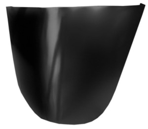 LH / 1947-55 CHEVY & GMC PICKUP FRONT FENDER-LOWER FRONT SECTION