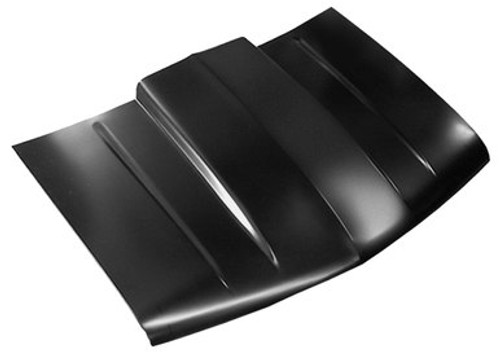 1988-1998 CHEVY & GMC TRUCK STEEL 2 INCH COWL HOOD