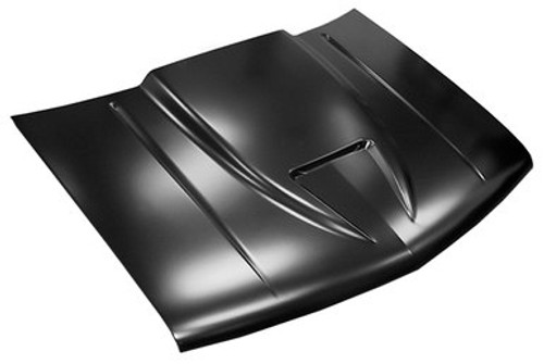 1988-1998 CHEVY & GMC TRUCK STEEL RAM AIR STYLE STEEL HOOD