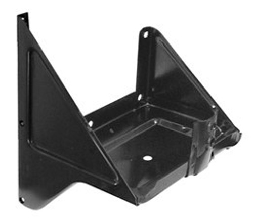 1960-66 CHEVY & GMC TRUCK BATTERY TRAY WITH SUPPORT