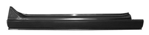 LH / 1967-72 CHEVY & GMC TRUCK SLIP-ON OUTER ROCKER PANEL
