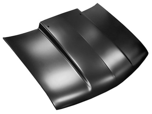 1994-05 S10-S15 BLAZER / JIMMY / PICKUP STEEL COWL INDUCTION STYLE HOOD (2 inch rise)