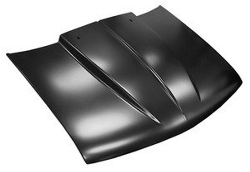 1994-05 S10-S15 BLAZER / JIMMY / PICKUP STEEL COWL INDUCTION HOOD (2nd design 2 in. rise)