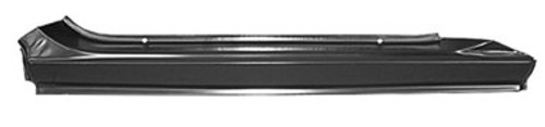 LH / 1973-87 CHEVY & GMC TRUCK SLIP-ON ROCKER PANEL