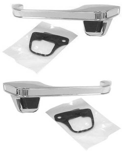 1973-87 CHEVY & GMC TRUCK OUTSIDE DOOR HANDLE (sold as a pair)