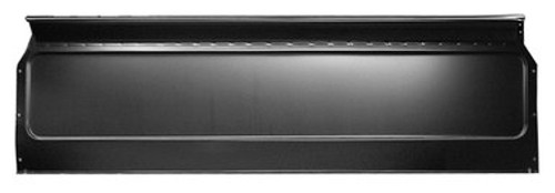 1967-72 CHEVY & GMC PICKUP BED FRONT PANEL (fleetside with steel floor)