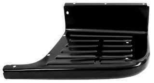 RH / 1967-1972 CHEVY & GMC PICKUP REAR SIDE STEP PLATE (shortbed stepside)