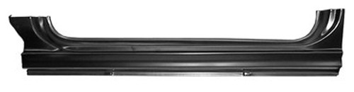 RH / 1960-66 CHEVY & GMC TRUCK OE STYLE FULL OUTER ROCKER PANEL