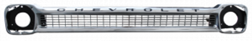 1964-66 CHEVY TRUCK CHROME GRILLE ASSEMBLY