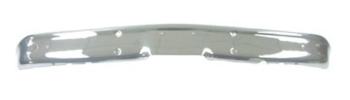 1967-1970 CHEVY & 1967-1968 GMC TRUCK CHROME FRONT BUMPER (without fog light holes)
