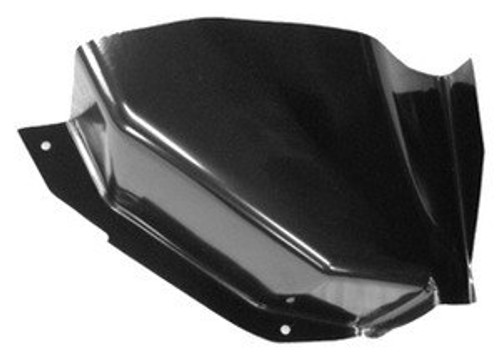 LH / 1973-87 CHEVY & GMC TRUCK AIR VENT COWL-LOWER SECTION
