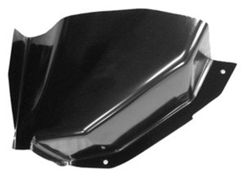 RH / 1973-87 CHEVY & GMC TRUCK AIR VENT COWL-LOWER SECTION
