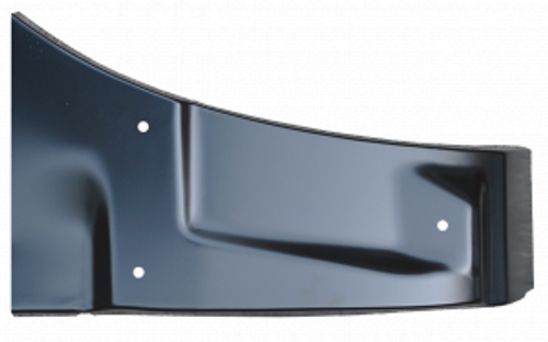 LH / 2002-06 CHEVY AVALANCHE REAR QUARTER-FRONT SECTION (with side body cladding)