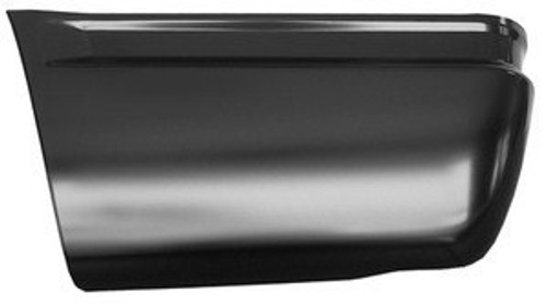 LH / 1995-99 CHEVY TAHOE REAR QUARTER-LOWER REAR SECTION (4 door models)
