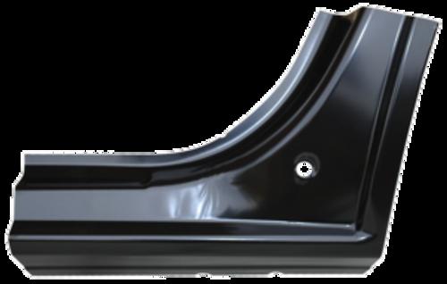LH / 2000-2006 CHEVY TAHOE & GMC YUKON 4 DOOR ROCKER PANEL DOGLEG (except xl models)