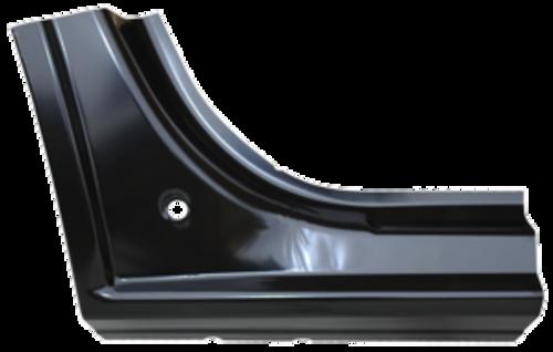 RH / 2000-2006 CHEVY TAHOE & GMC YUKON 4 DOOR ROCKER PANEL DOGLEG (except xl models)