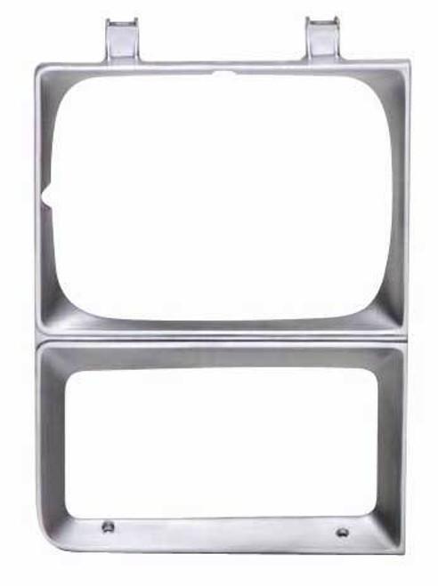 RH / 1983-1984 CHEVY & GMC TRUCK HEADLAMP DOOR (single headlights)
