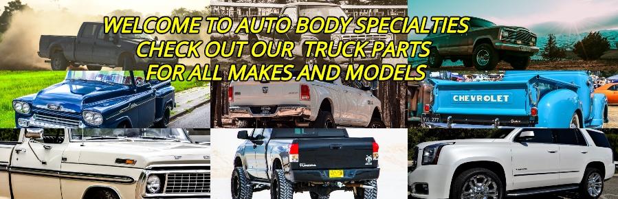Autobody Specialties