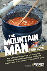 The Mountain Man Cook by Jared Blohm - Paperback