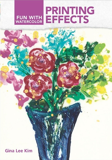 Fun with Watercolor - Printing Effects with Gina Lee Kim DVD