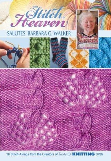 Stitch Heaven Salutes - Barbara G. Walker DVD