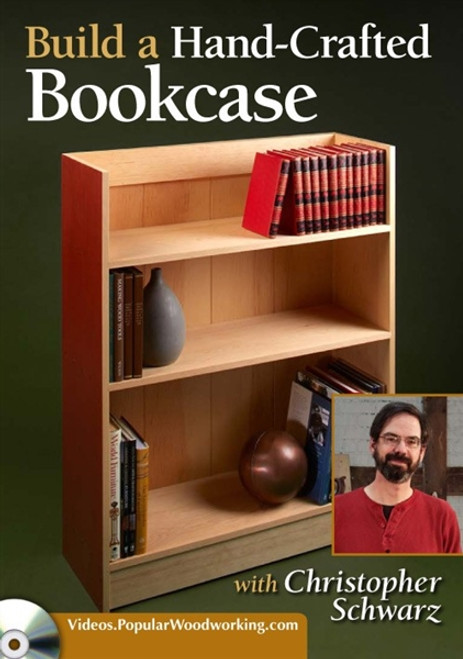 Build a Hand-Crafted Bookcase with Christopher Schwarz DVD