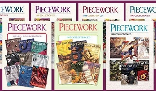 PieceWork 1993-2000 Ultimate Collection CD