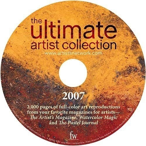 how to put art on a cd