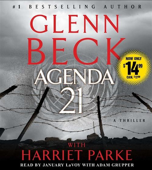 Agenda 21 by Glenn Beck Audiobook