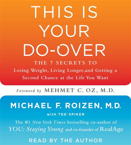 This is Your Do-Over by Michael F. Roizen Audiobook