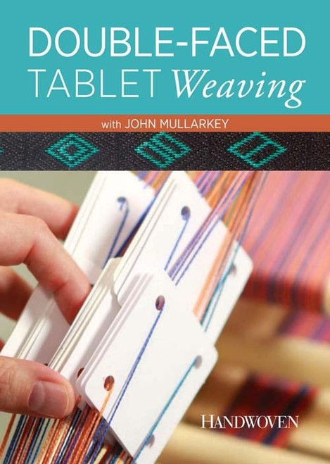 Double-Faced Tablet Weaving with John Mullarkey DVD