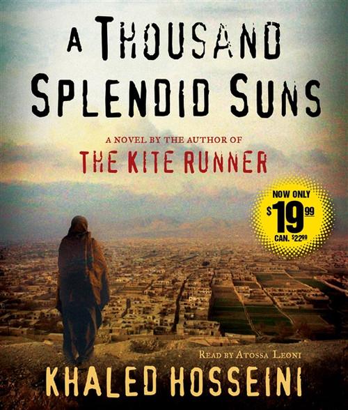 A Thousand Splendid Suns by Khaled Hosseini Audiobook