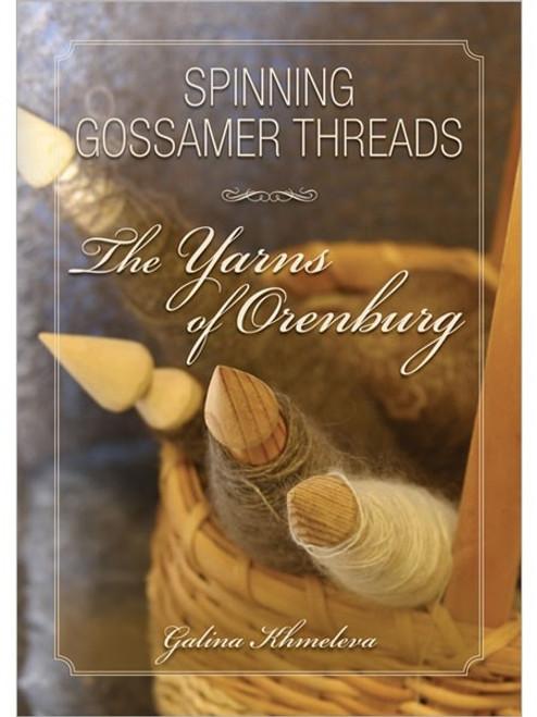 Spinning Gossamer Threads by Galina Khmeleva DVD