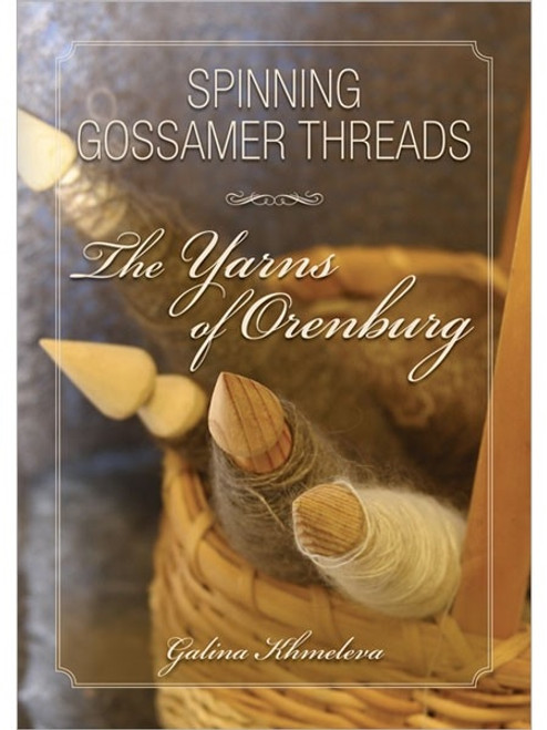 Spinning Gossamer Threads by Galina Khmeleva DVD